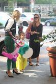Jessica Alba, Honor Marie Warren and Los Angeles