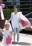 Jessica Alba and her daughter Honor Marie Warren...