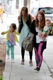 Jessica Alba, Honor Marie Warren and Haven Garner...