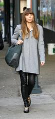 Jessica Biel, Soho and Manhattan