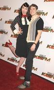 Karmin 102.7 KIIS FM's Jingle Ball - Arrivals...