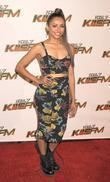 Kat Graham 102.7 KIIS FM's Jingle Ball -...