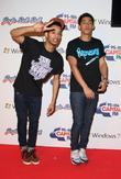 Rizzle Kicks The Jingle Bell Ball 2011 day...