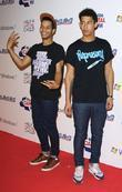 Rizzle Kicks Capital FM's Jingle Bell Ball at...