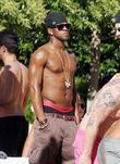 Oriste Williams of JLS  The JLS boys...