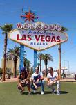 Aston Merrygold, Jls and Las Vegas