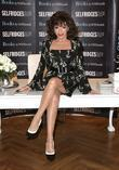Joan Collins and Selfridges