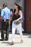 Courteney Cox,  at Joel Silver's Memorial Day...