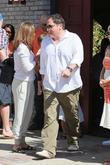 Jon Favreau,  at Joel Silver's Memorial Day...