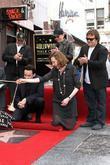 Dan Aykroyd, Billy Bob Thornton, Jack Black, Joan Cusack, John Cusack and Star On The Hollywood Walk Of Fame