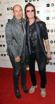 John Varvatos and Glenn Hughes