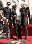 Goran Visnjic, John Wells, Lucy Liu and Walk Of Fame