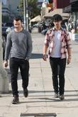Joe Jonas and Kevin Jonas