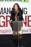 Jordin Sparks, Excedrin Migraine, Managing Migraines, Know Your Triggers. Know, Your Treatment and Herald Square