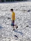 Justin Bieber, Malibu Beach