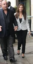 Sir Philip Green and Kourtney Kardashian