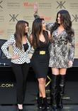 Khlo, Kardashian Odom, Kim Kardashian and Kourtney Kardashian