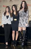Kourtney Kardashian, Khloe Kardashian Odom and Kim Kardashian