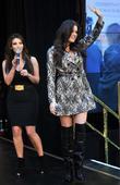 Khloe Kardashian Odom and Kim Kardashian
