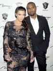Kim Kardashian, Kanye West and The Mirage Resort and Casino