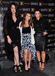 Khloe Kardashian, Kim Kardashian and Kourtney Kardashian