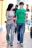 Kat Von D and Joel Thomas Zimmerman