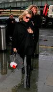 Kate Moss, Kings Cross St. Pancras, Station and Eurostar