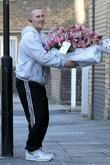 Flowers are delivered to Kate Moss' house on...