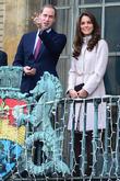 Prince William, Duke, Cambridge, Catherine, Duchess and Peterborough City Hospital. It