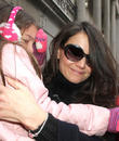 Katie Holmes, Suri Cruise, Music Box, New York City, Broadway and Dead Accounts