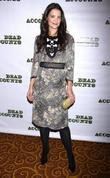 Katie Holmes, Bottega Veneta, Dead Accounts, Gotham Hall. New York and City