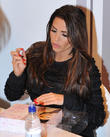 Katie Price, Girls Day Out, Glasgow. She, London Perfume Company