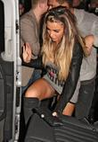 Katie Price, Aura Nightclub