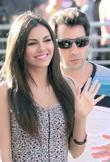 Victoria Justice and Grauman's Chinese Theatre