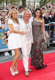 Leigh Francis and Kelly Brook