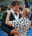 David Hasselhoff and Louie Spence