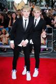 Jedward and Odeon West End