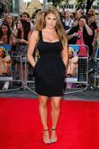 Lucy Pinder and Odeon West End