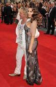 Leigh Francis, Kelly Brook and Odeon West End