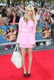 Laura Whitmore and Odeon West End