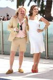Leigh Francis, Kelly Brook and Cannes Film Festival