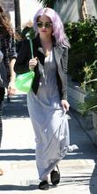 Kelly Osbourne out and about in West Hollywood...