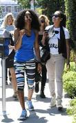 Kelly Rowland and Lala Vasquez
