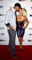 Hank Baskett, Kendra Wilkinson-Baskett Kendra Wilkinson-Baskett celebrates her...