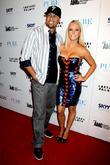 Hank Baskett and Kendra Wilkinson-Baskett Kendra Wilkinson-Baskett celebrates...