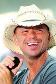 Kenny Chesney performs live at Rockefeller Center as...