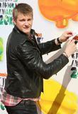 Alexander Ludwig 2012 Kids Choice Awards held at...