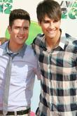 Logan Henderson, Big Time Rush and James Maslow
