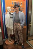 Actor Alan Cumming attend the grand opening Kiehl's...