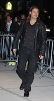 New York Premiere, Killing Them Softly, Theate and Outside Arrivals
